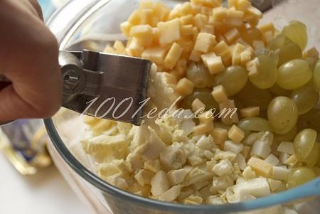 рецепт салата искушение