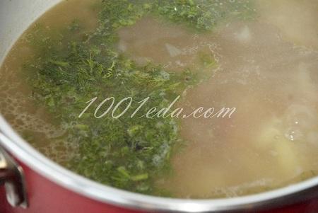 рецепт суп томатный с кальмаром