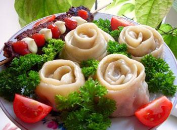 Манты с мясом – кулинарный рецепт