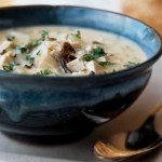 Индийский суп с курицей