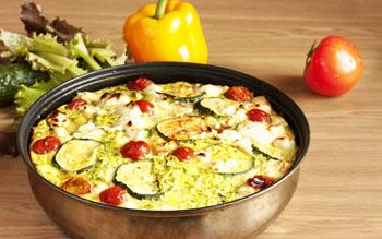 Кабачки с фасолью – кулинарный рецепт