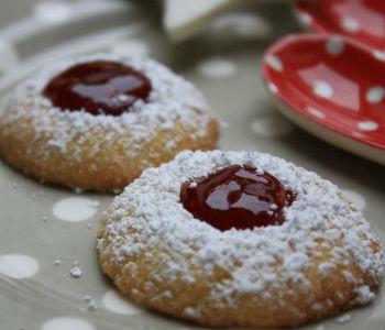 как приготовить ванильные печенье