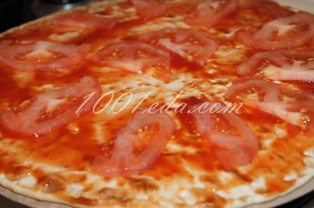 Как сделать корж для пиццы фото 621