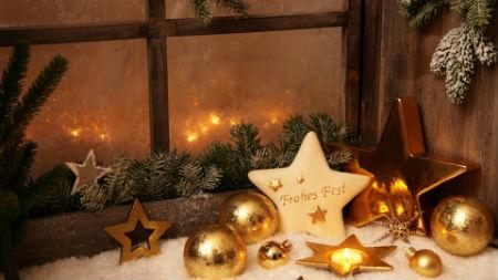 Новогодние зимние картинки