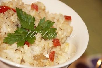 Детские блюда из риса