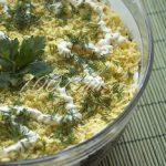 Салат Мимоза по фирменному рецепту: рецепт с пошаговым фото
