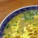 Суп-лапша с омлетом в мультиварке