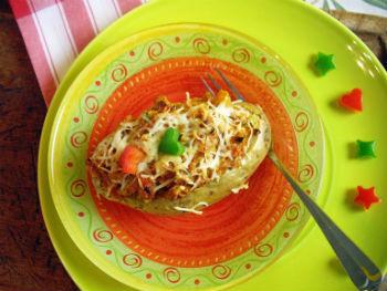 Рецепты горячих блюд в микроволновке