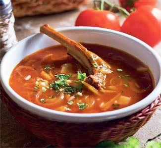 суп харчо рецепты приготовления