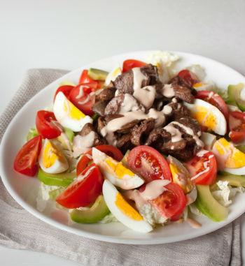 Рецепт перигорского салата