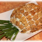 Вкусный салат «Ананас» с курицей