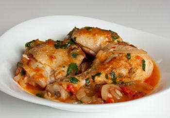 рецепт чахохбили из курицы в мультиварке с фото пошагово