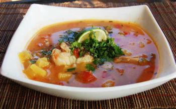 рецепт рыбного супа детям 2 лет