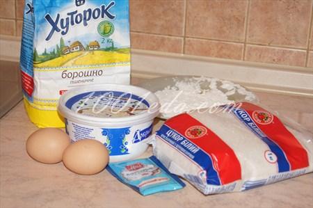 Клубничный творожник – кулинарный рецепт