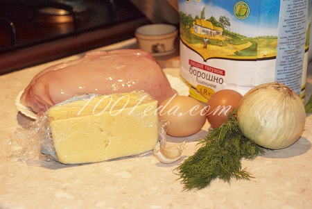 Куриное филе с молоком рецепт пошагово