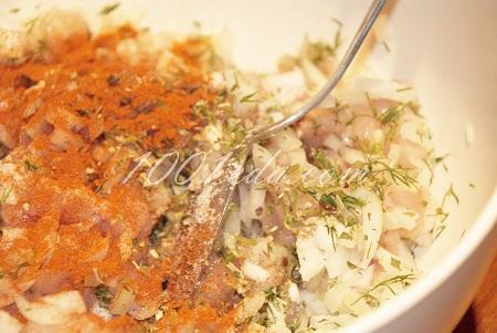 рецепт куриных котлет из филе с сыром