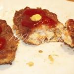 Котлеты из куриного филе с сыром: рецепт с пошаговым фото