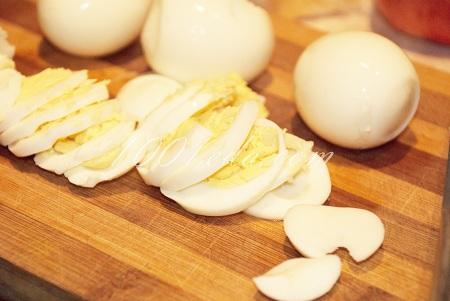 салат по французски рецепт лук яблоко сыр