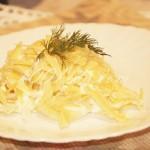 Луковый салат по-французски: рецепт с пошаговым фото