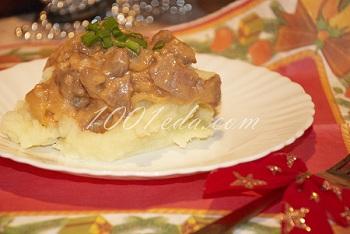 Приготовление свинины с пошаговым фото