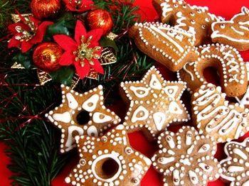 печенье с имбирем