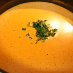 Томатно-сметанный соус к вареникам