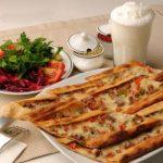 Холодная закуска Турецкий этли экмек
