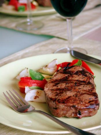 Мясо гриль в микроволновке рецепты