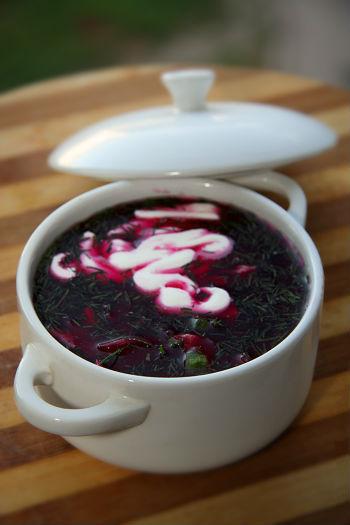 Домашние рецепты супы борщ