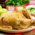 Запеченая курица в мультиварке