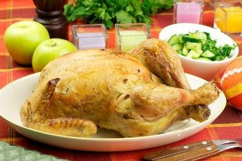 Как запечь курицу в мультиварке