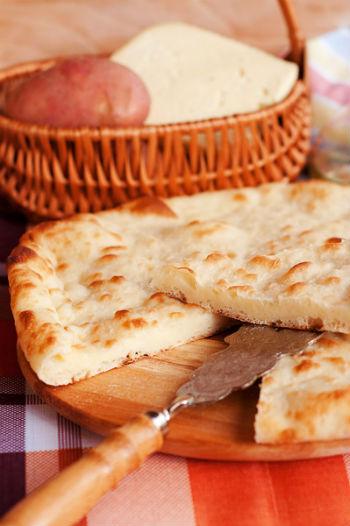 Как приготовить осетинские пироги на кефире