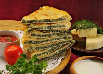 Пирог из творога с картошкой рецепт