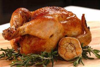 Как приготовить целиковую курицу