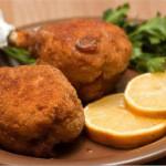 Рецепты котлет по киевски со свинины