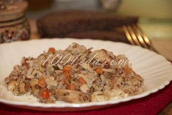 Ужин с рисом рецепты