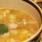 Куриный суп с кукурузной крупой: рецепт с пошаговым фото