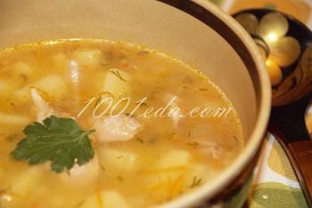 суп крестьянский с крупой рецепт с фото пошагово в