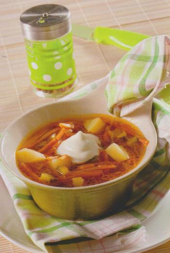 4 постных супа, которых вы еще не пробовали