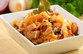 рецепт солянки с квашеной капустой