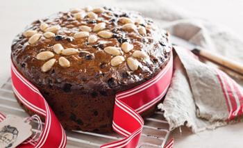 Британский рождественский пирог