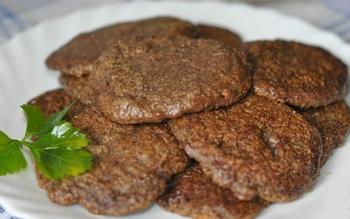 как приготовить котлеты из говяжьей печени на пару рецепт