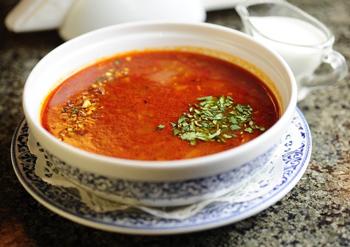 суп харчо в пакете рецепт