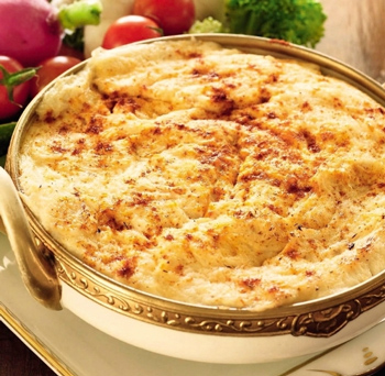 """Запеканка """"Рыбный день"""" – кулинарный рецепт"""