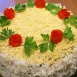 Печеночный торт к Пасхе
