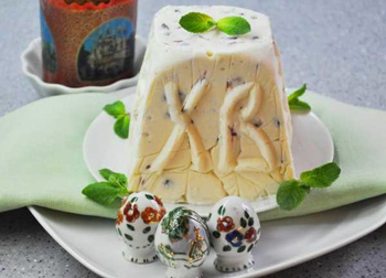 Пасха творожная рецепт без яиц пошагово в 95