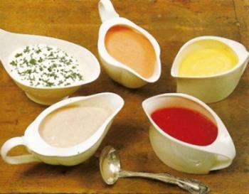 рецепты соус без томата для мантов