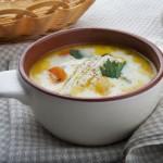 Сырный суп пюре в мультиварке