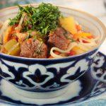 Лагман по-дунгански - пошаговый рецепт с фото на Повар