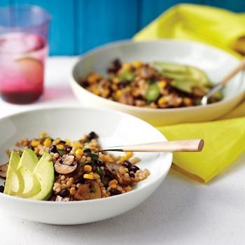 Салат с грибами и фасолью - пошаговый рецепт с фото на ...